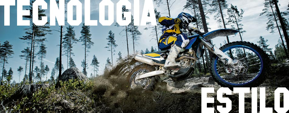 HUSABERG MOTOS – PURO ENDURO: slideshow image 1